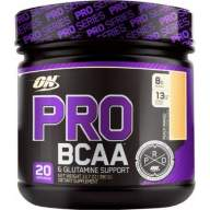 OPTIMUM NUTRITION PRO BCAA 20 порц