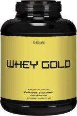 ULTIMATE Whey Gold 2,27 кг