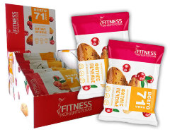 PUREPROTEIN ФК Fitness Cookies 40г (10 штук)