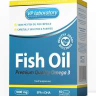 VP Lab Fish Oil (60 капсул)