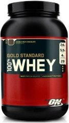 OPTIMUM NUTRITION Whey Protein Gold Standard 908 г