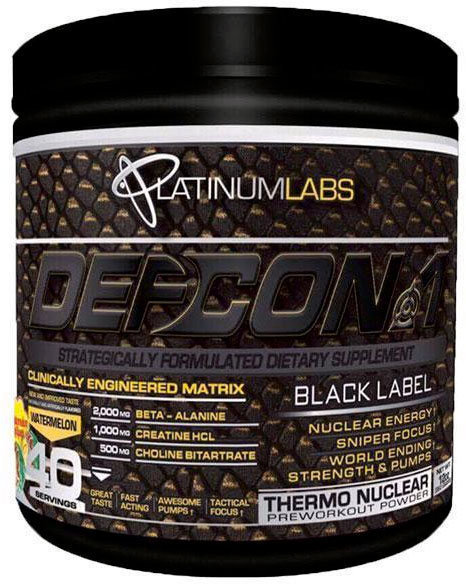 PLATINUM LABS Defcon Black (40 порций)