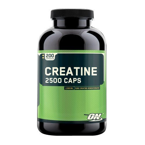 OPTIMUM NUTRITION Creatine 2500 мг 200 кап