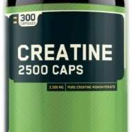 OPTIMUM NUTRITION Creatine 2500 мг 300 кап