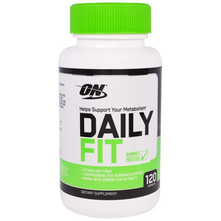OPTIMUM NUTRITION Daily Fit 120 кап