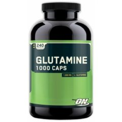 OPTIMUM NUTRITION Glutamine Caps 1000 мг 240 кап