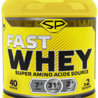STEEL POWER Fast Whey Protein 1800 г