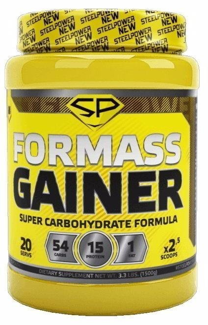 STEEL POWER For Mass Gainer 1,5 кг