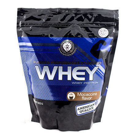 RPS Whey Protein 500 г