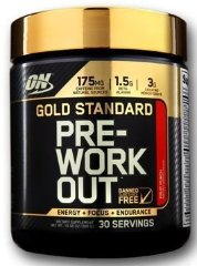 OPTIMUM NUTRITION Gold Standard Pre-Workout 30 порц