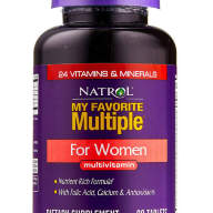NATROL My Favorite Multiple for Women 60 табл