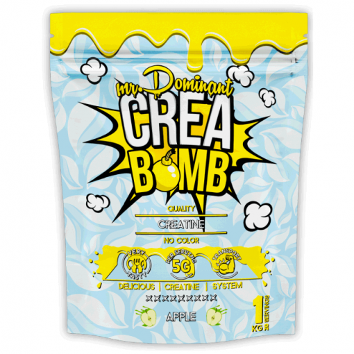MR. DOMINANT Crea Bomb 1 кг